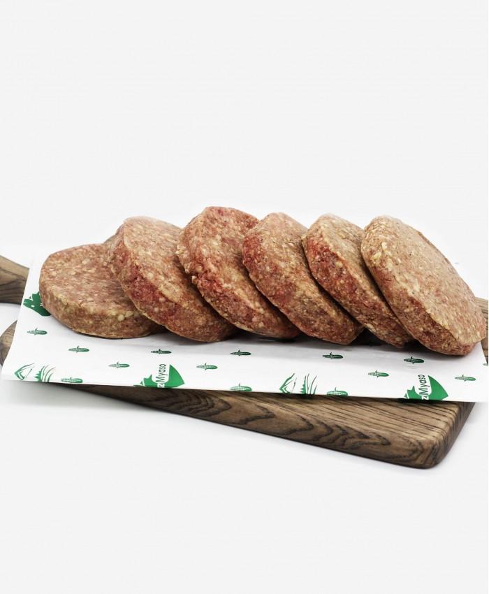«Бургер Стейк» (Блэк Ангус), заморозка. Вес: 1000-1100 гр.